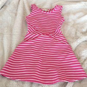 🐥3/$20🐥 Molly & Mia | Pink & White Striped Dress